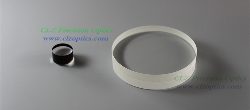 CLZ-AOC-25.4-1 Achromatic Lens Diameter 25.4mm EFL 200mm,H-K9L/H-F3