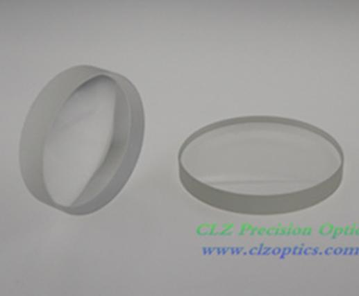 50mm Dia. x -100.0mm FL, Uncoated, Plano Concave Lens, N-BK7 Lens
