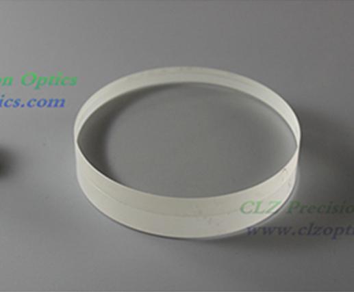 Doublet lens, 63mm Dia.x600 EFL, Quality achromatic doublet lenses