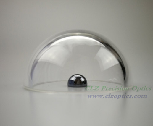 Optical Dome, CLZ-DOME-81.50, Fused Silica